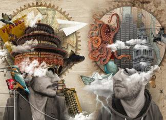 """""""Imaginaria"""" series by Andrea Costantini"""