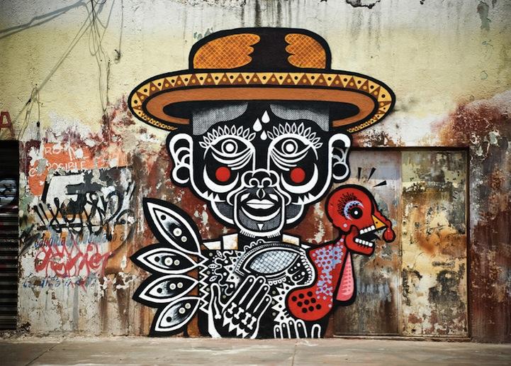 Modern Street Art: when Unconventional Art encourage People ...