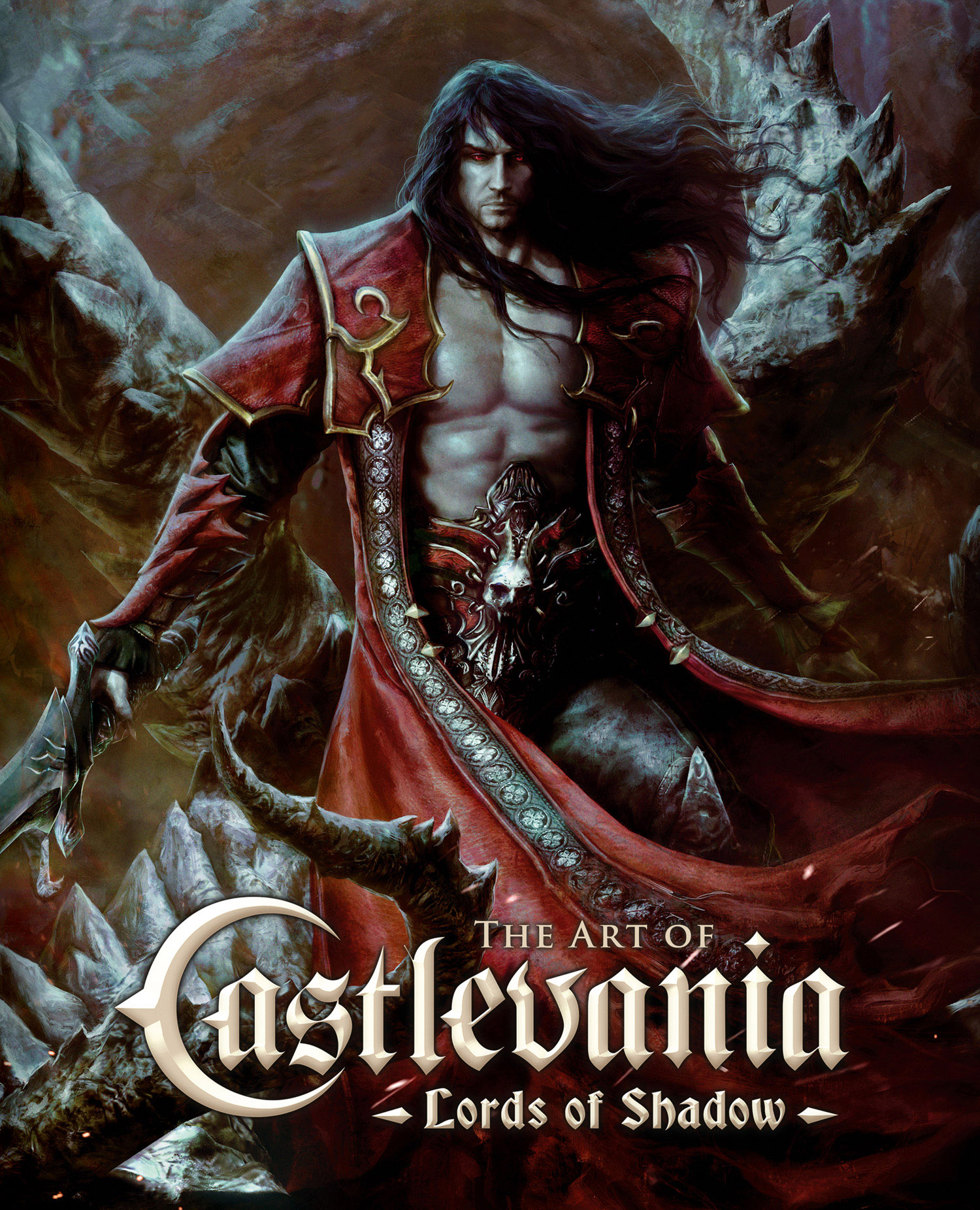 Castlevania Video Game Concept Art and Design